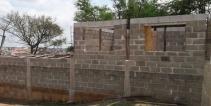 Construção 4 novas Salas